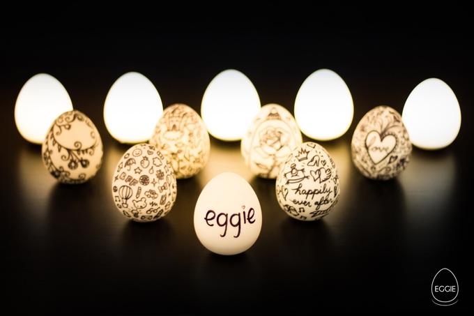 Eggie - Dünyanızı Aydınlatın 1