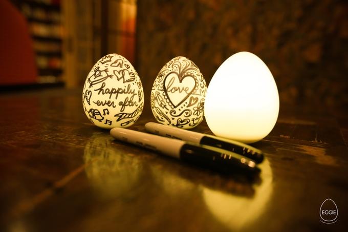 Eggie - Dünyanızı Aydınlatın 6