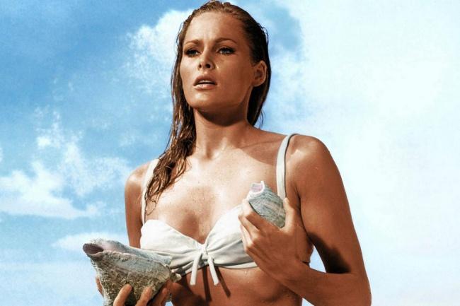 James Bond Ursula Andress