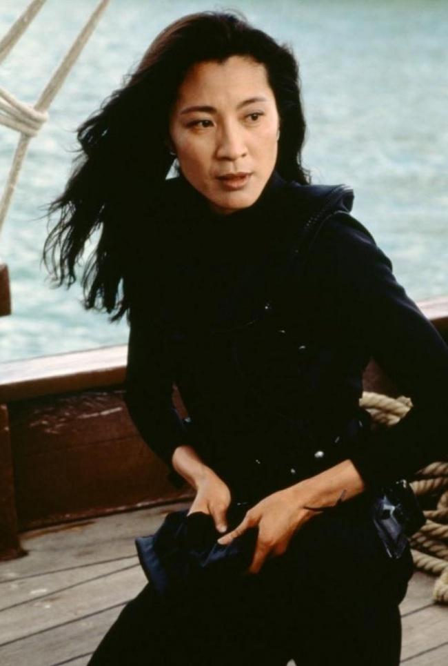 James Bond Michelle Yeoh
