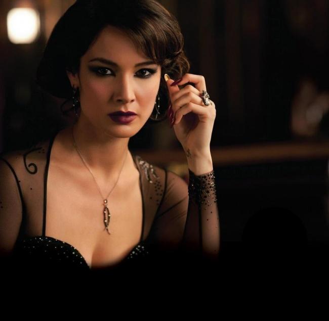 James Bond Bérénice Marlohe