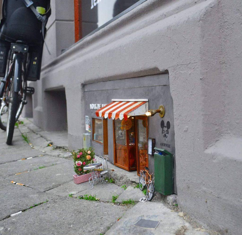 İsveç Malmö'deki Fare Dükkanları - Anonymouse