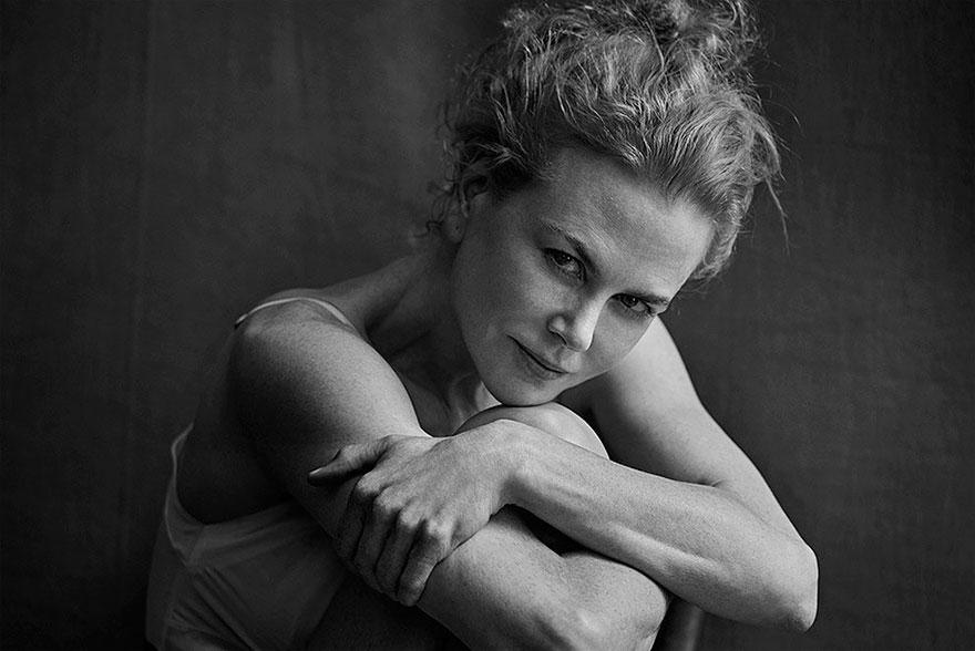 2017 Pirelli Takvimi Nicole Kidman