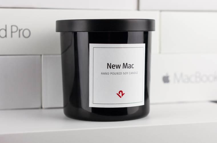 New Mac Kokulu Mum 1