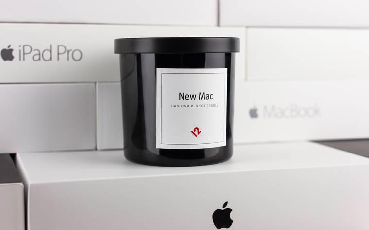 New Mac Kokulu Mum 4