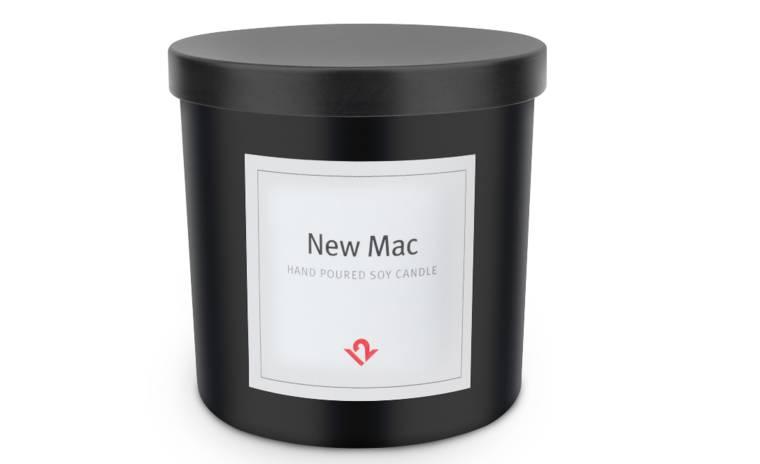 New Mac Kokulu Mum 5