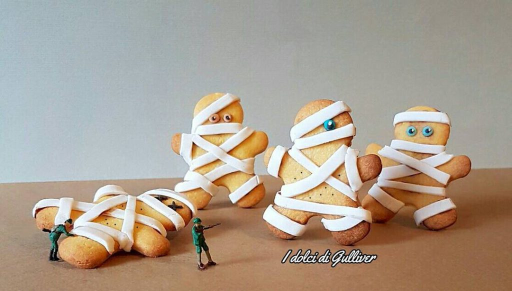 İtalyan Pasta Şefi Ve Tatlı Eserleri 4