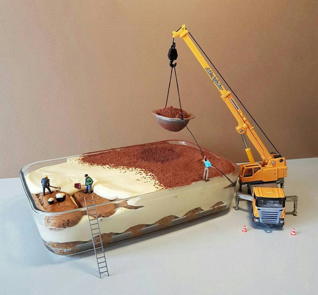 İtalyan Pasta Şefi Ve Tatlı Eserleri 5
