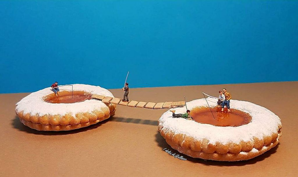 İtalyan Pasta Şefi Ve Tatlı Eserleri 7
