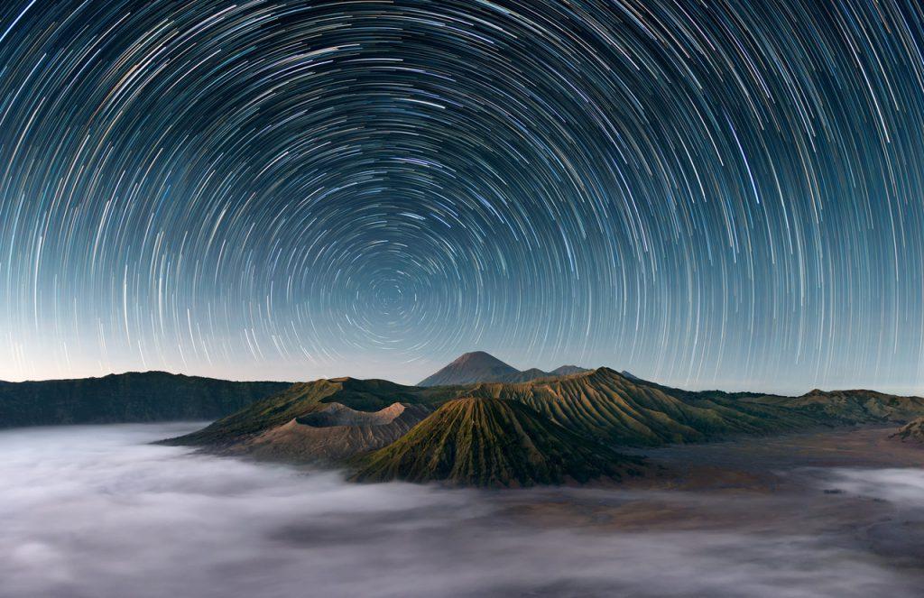 Bromo Dağı, Endonezya