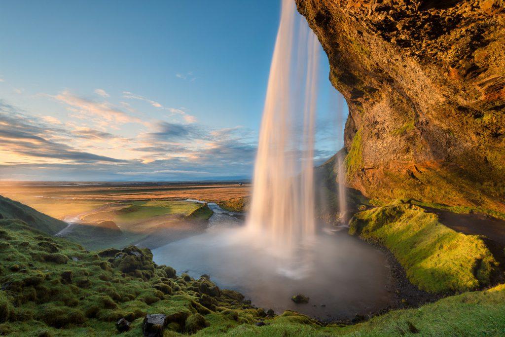 Seljalandsfoss, İzlanda