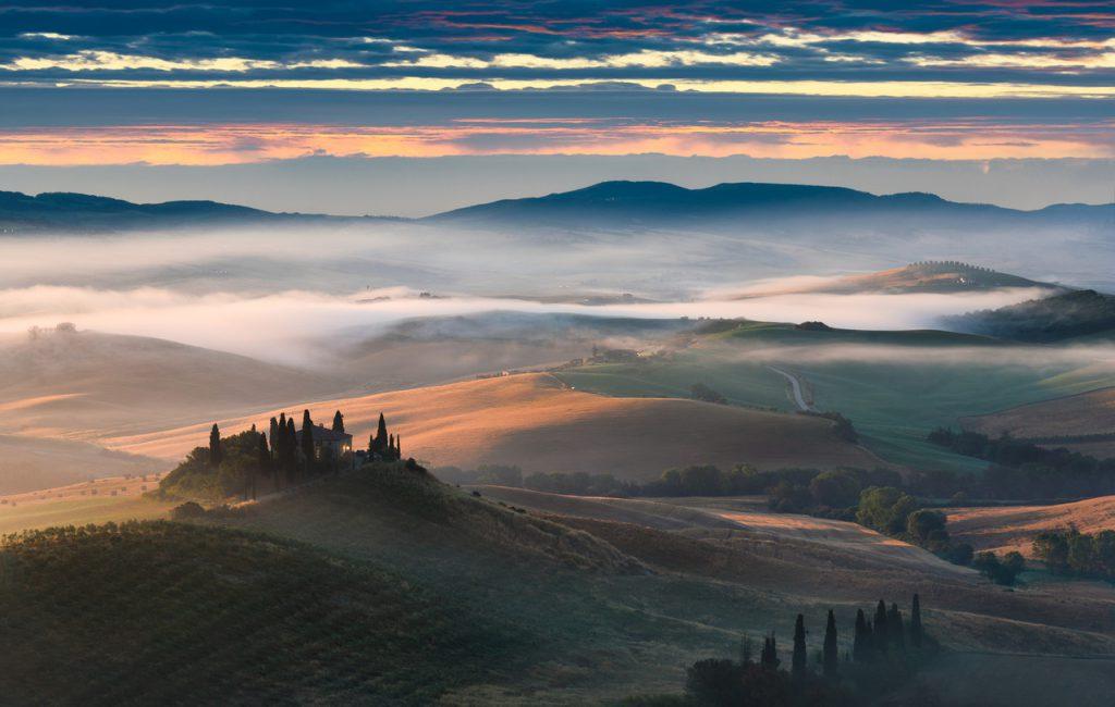 Toskana, İtalya