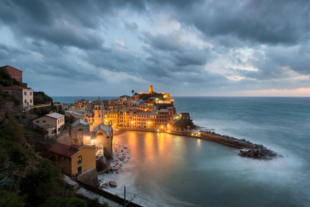 Vernazza İtalya